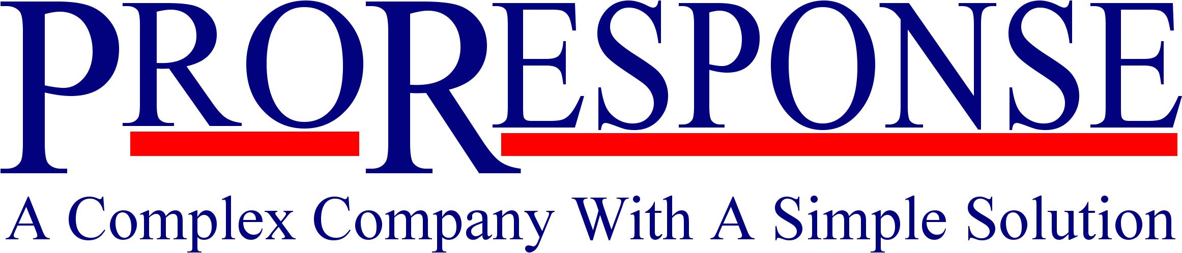 ProResponse, Inc.