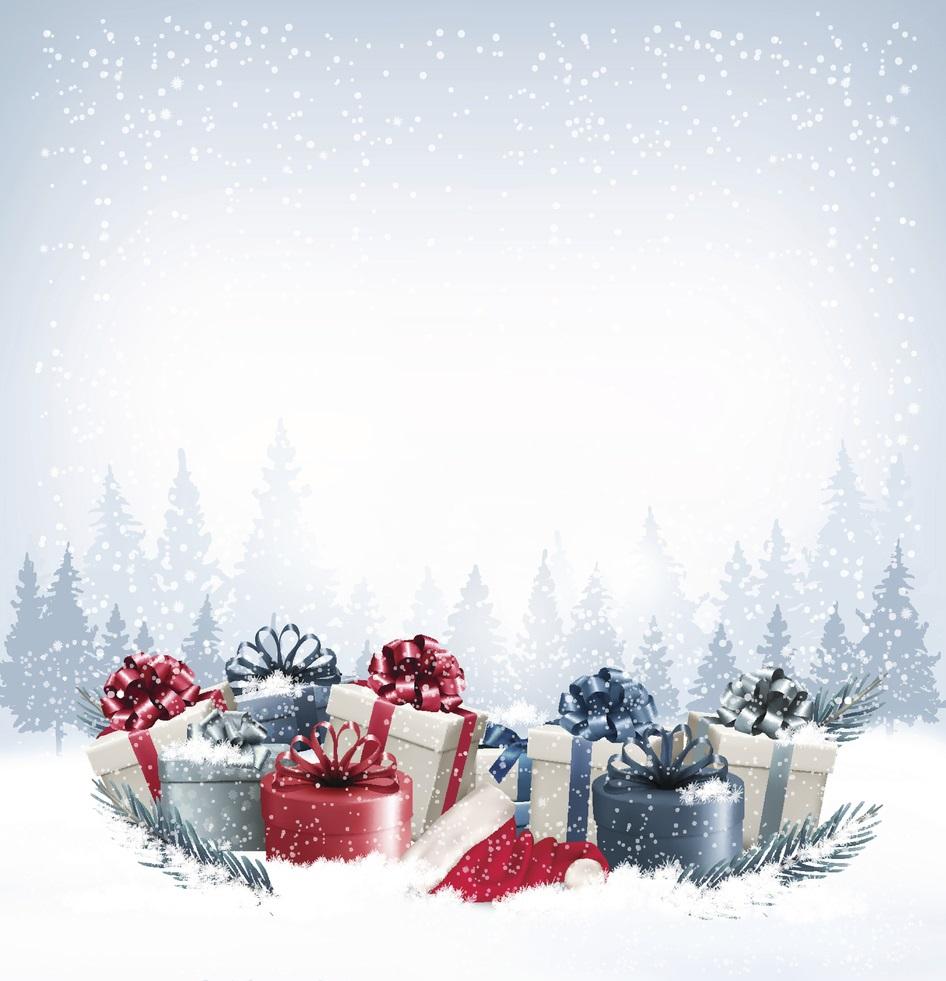 Snowy Presents